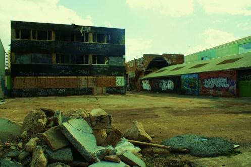 site walks LABAN 09